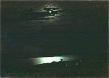 Arkhip Kuindzhi The Moon Night on the Dniepr River
