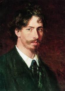 Ilya Repin автопортрет