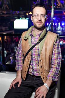Max Chernitsov (Photo from http://maxchernitsov.blogspot.com/)