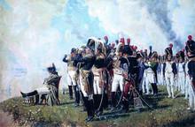 """Napoleon on the Borodino Heights."" 1897"