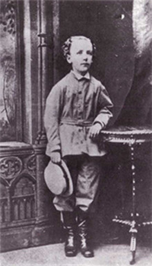 Фёдор Тетерников. Фотография, 1870 год. Музей ИРЛИ