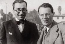 Ilya Ilf and Evgeny Petrov