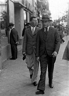 Ilya Ilf and Evgeny Petrov in USA