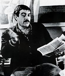 Sergey Dovlatov (image from www.kinoart.ru)
