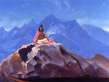 Svetoslav Roerich. Karma Dorje.  1934.
