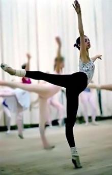 Nina Ananiashvili (image from www.ballet.co.uk)