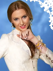 Svetlana Zakharova (image from www.yourstyle.ru)