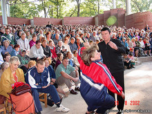 Выступление в Чернигове в 2002 году (Photo from http://www.kashpirovskiy.com)