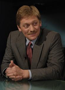 Dmitry Peskov (RT Photo / Irina Vasilevitskaya)