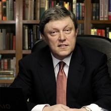 Grigory Yavlinsky (Photo from http://www.yavlinsky.ru)