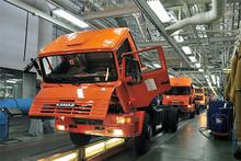 Автомобильный завод KAMAZ (Photo from http://www.kamaz.ru)