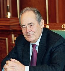 Mintimer Shaimiev (Photo from http://shaimiev.tatar.ru)