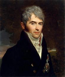 Портрет князя Виктора Кочубея. 1809. Эрмитаж. Петербург