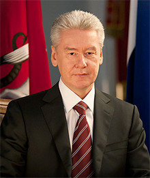 Sergey Sobyanin