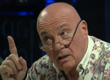 Vladimir Posner (Photo from http://pozneronline.ru/)