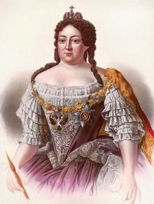 Anna Ioannovna (image from historydoc.edu.ru)
