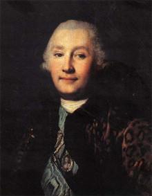 Орлов Григорий Григорьевич (князь, граф) Автор: Эриксен Вигилиус (Vigilius Erichsen)