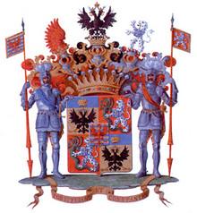 Герб Орловых
