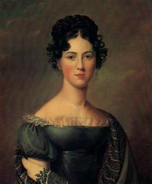 Catherine Dolgorukaya, bride of Peter II