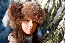Russian winter (photo by Irina Vasilevitskaya)