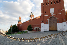 The Moscow Kremlin (photo by Irina Vasilevitskaya)