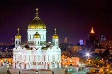 The Cathedral of Christ the Saviour (photo by Irina Vasilevitskaya)