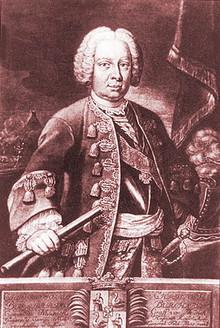 Count Burkhard Christoph von Münnich