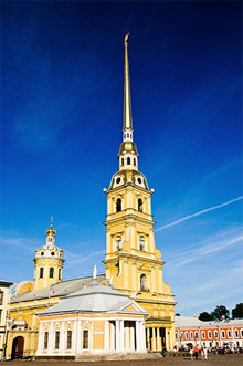 Peter and Paul Cathedral (Photo by Oleksandr Samoylyk)