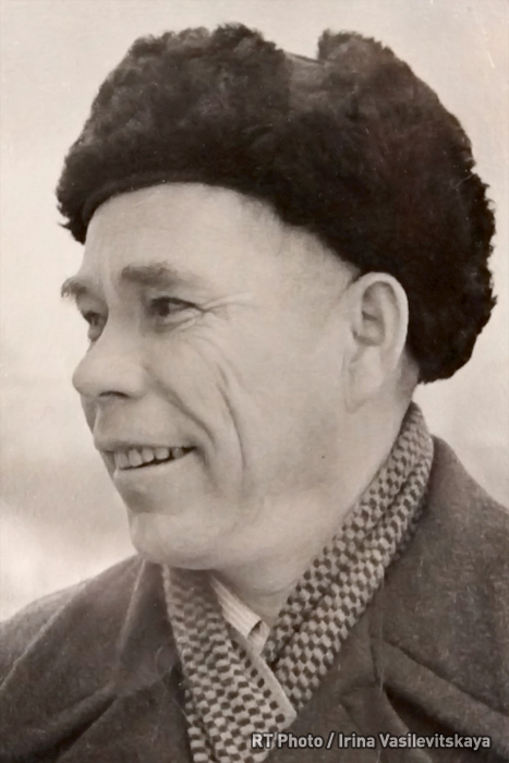 Simakov N.S., one of the leaders of Russian anti-fascist conspiracy in Buchenwald death camp
