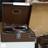 WWII-era gramophone