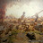 The Battle of Kursk diorama, a fragment