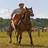 Medieval Russian horseman