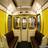 Inside the retro train