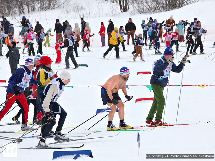 Some fail on the ski run
