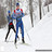 So many people woke up early in the morning to participate in the Moscow Ski Track