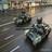 Two T-90 tanks 'Vladimir' moving down Tverskaya street