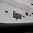 Static test mock-up of Buran space shuttle.