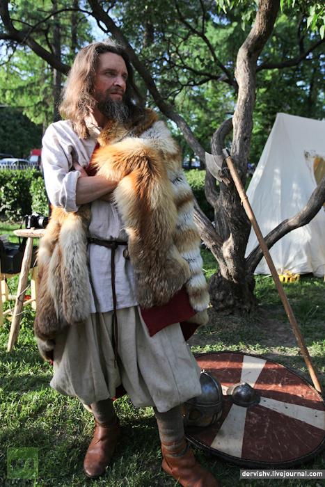 A battle-axe