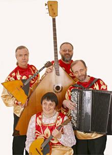 Russian Balalaika Orchestra f