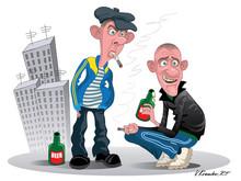 Cartoon by Vladimir Kremlev, RT