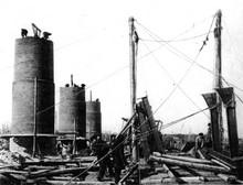 Строительство завода УРАЛМАШ