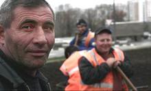 ГАСТРАРБАЙТЕР  (Photo from http://www.federalpost.ru/)