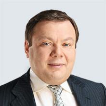 Mikhail Friedman (Photo from http://www.alfagroup.ru)