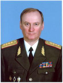 Nikolay Patrushev (Photo from http://www.fsb.ru)