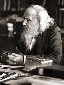 Dmitry Mendeleev