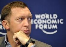 Oleg Deripaska (AFP photo / Fabrice Coffrini)