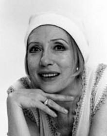 Inna Churikova (Photo from http://churikova.com)