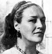 Nonna Mordyukova (Photo from http://www.mordukova.ru)