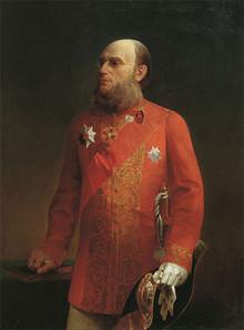 Pyotr Semoyonov-Tyan-Shansky (автор Алексей Колесов)