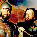 Kuzma Minin and Count Dmitry Pozharsky